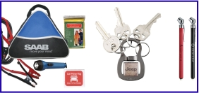 Article promotionnel, objet promotionnel, accessoires d'automobile