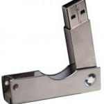Clés USB en acier inoxydable sku: ac0003