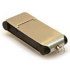 Clés USB en acier inoxydable personnalisé sku: ac0003