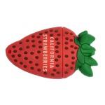 Clés usb personnalisé, sku: fraise1