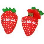 Clés usb personnalisé, sku: fraise3