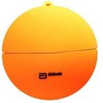 Clés usb personnalisé, sku: orange1