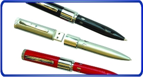 Clés usb personnalisé, stylo avec clés usb intégré