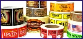 Article promotionnel, objet promotionnel, Étiquette personnalisée, stickers