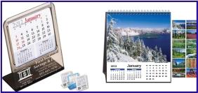 Article promotionnel, objet promotionnel, calendriers personnalisés