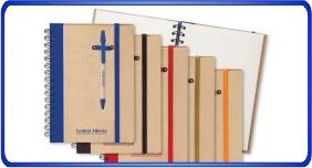carnets promotionnels personnalisés