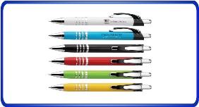 stylo en plastique personnalisé