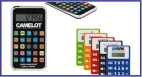 Calculatrice personnalisée, calculatrice promotionnelles